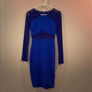 Beautiful black/blue dress NAME YOUR PRICE
